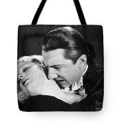 Bela Lugosi  Dracula 1931  Feast On Mina Helen Chandler Tote Bag