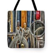 Belay Tote Bag