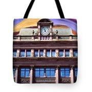 Belfast Architecture 9 Tote Bag