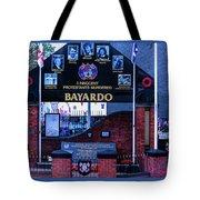 Belfast Mural - Bayardo - Ireland Tote Bag