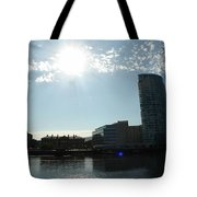 Belfast Waterfront Tote Bag
