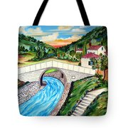 Beli Most Vranje Serbia Tote Bag