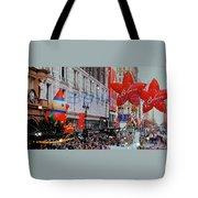 Believe Macys  Parade Tote Bag