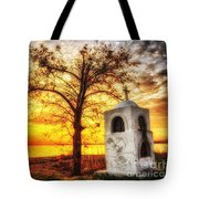 Believers Sunset Tote Bag