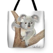 Believing Tote Bag by Phyllis Howard