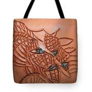 Belinda And Carl - Tile Tote Bag