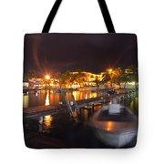 Belizean Night  Tote Bag