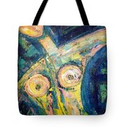 Bell Bottom Blues Tote Bag