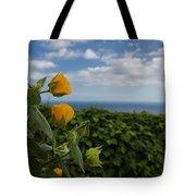 Bell Flower Tote Bag
