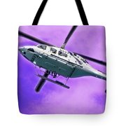Bell In The Sunset Tote Bag