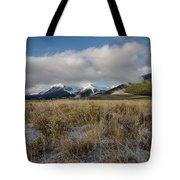 Bell Mountain Mists Tote Bag