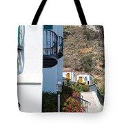 Santa Catalina Island Bell Tower Tote Bag
