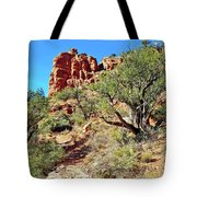 Bell Trail Tote Bag