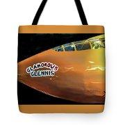 Bell X-1  Glamorous Glennis Tote Bag