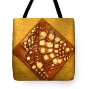 Bella - Tile Tote Bag