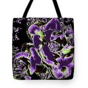 Bella Flora 5 Tote Bag