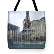 Bellagio Fountain 1 Tote Bag