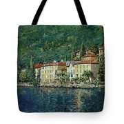 Bellano On Lake Como Tote Bag