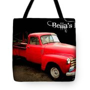 Bella's Ride Tote Bag