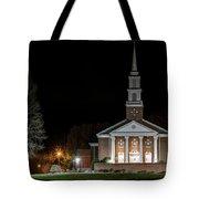 Belle Meadows Baptist Church Tote Bag