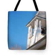Belltower Tote Bag