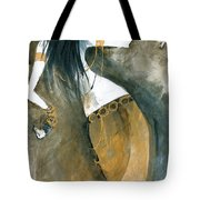 Inspired By Zoe Jakes Tote Bag