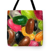 Belly Jelly Tote Bag