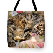 Belly Rubs For Emma Tote Bag