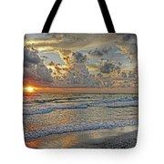 Beloved - Florida Sunset Tote Bag