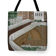 Beloved Ruins Tote Bag