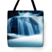 Below Tak Falls Tote Bag
