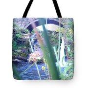 Below The Bridge Tote Bag