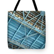 Below The Bridge Tote Bag
