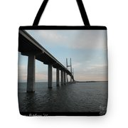 Below The Sidney Lanier Tote Bag