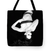 Belted - Self Portrait Tote Bag