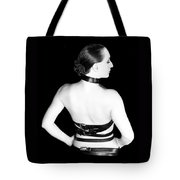 Belted 2 - Self Portrait Tote Bag