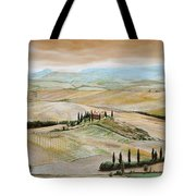 Belvedere - Tuscany Tote Bag