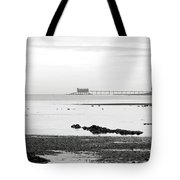 Bembridge Lifeboat Station From St Helens Tote Bag