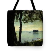 Bembridge Lifeboat Station  Tote Bag
