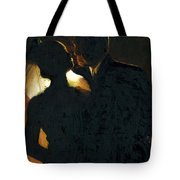 Ben And Leigh's Wedding Day Tote Bag