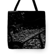 Bench Tote Bag