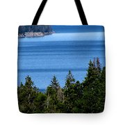 Bend In Columbia Tote Bag