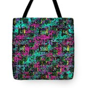 Bending Color And Light #2 Tote Bag