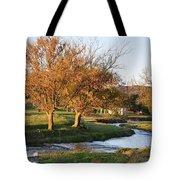 Bending Creek Tote Bag