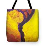 Bendy Tree Tote Bag
