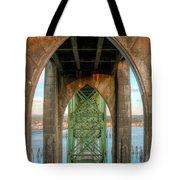 Beneath The Bridge Tote Bag