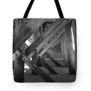 Beneath The Docks Day Tote Bag
