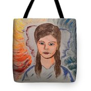 Beneath The Face Tote Bag