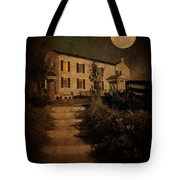 Beneath The Perigree Moon Tote Bag
