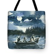 Beneath The Stars Tote Bag